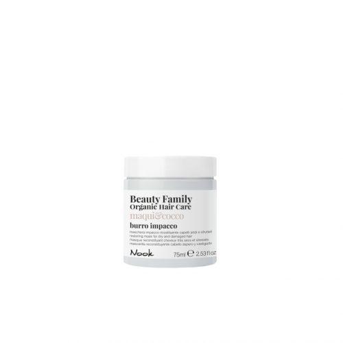 Maxima Nook Beauty Family Organic Hair Care Maqui&Cocco Maschera