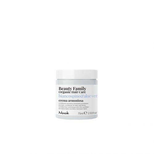 Maxima Nook Beauty Family Organic Hair Care Biancospino&Aloe Vera Conditioner