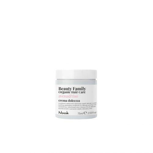 Maxima Nook Beauty Family Organic Hair Care Conditioner Avena&Riso