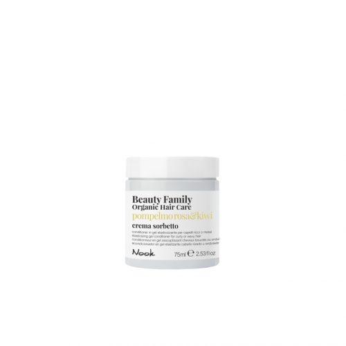Maxima Nook Beauty Family Organic Hair Care Pompelmo Rosa&Kiwi Conditioner