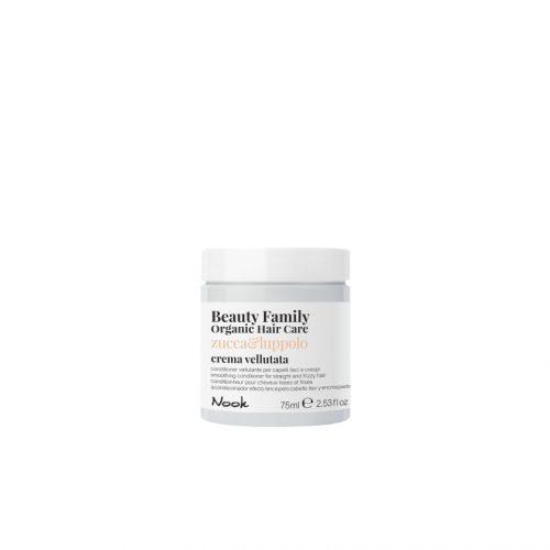 Maxima Nook Beauty Family Organic Hair Care Zucca&Luppolo Crema Vellutata Conditioner
