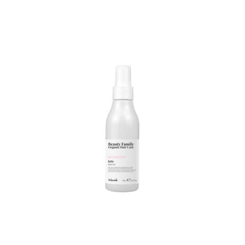 Maxima Nook Beauty Family Organic Hair Care Latte leave-in Avena&Riso