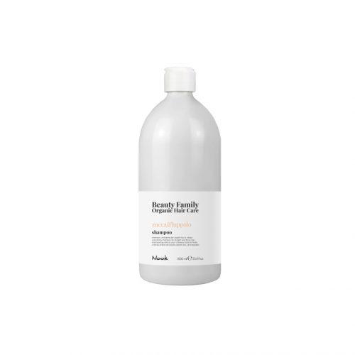 Maxima Nook Beauty Family Organic Hair Care Zucca&Luppolo Shampoo