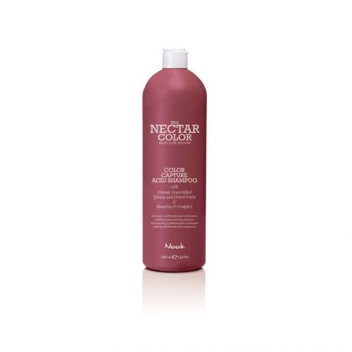 Maxima Nook The Nectar Color Captur Acid Shampoo