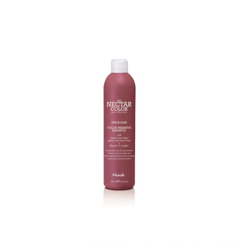 Maxima Nook The Necatar Color Preserve Shampoo Thick Hir