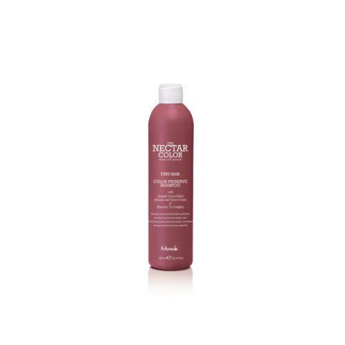 Maxima Nook The Nectar Color Preserve Shampoo Fine Hair
