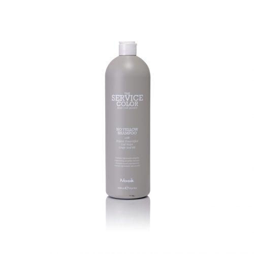 Maxima Nook The Service Color No Yellow Shampoo