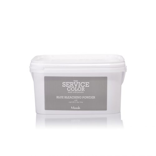Maxima Nook The service Color Bleaching Powder Blu Dust-Free