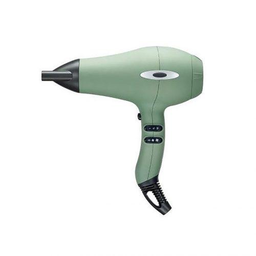 Sinelco Impact Ionic 4000 Asciugacapelli colore Verde