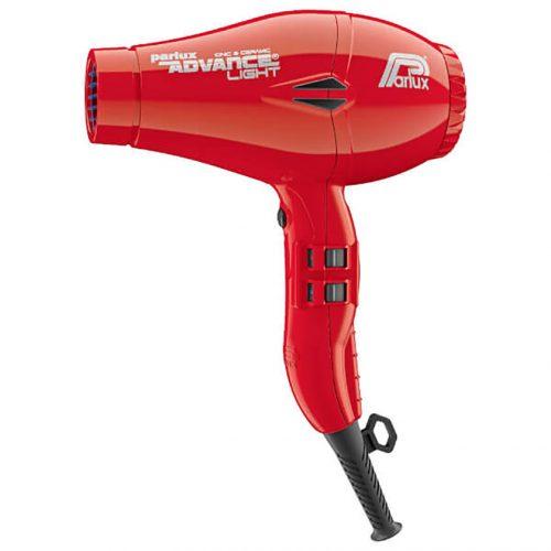 Parlux Advance Light Asciugacapelli Rosso