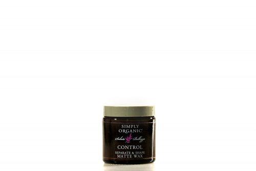 Simply Organic Control Matte Wax Separate & Shape 100 ml