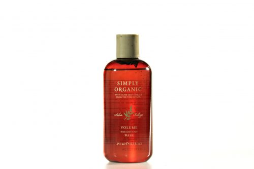 Simply Organic Volume Hair and Scalp Wash 251 ml