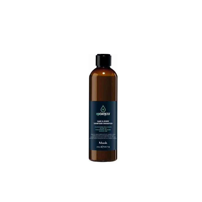 Maxima Hygenesis Hair & Body Sanitiser Shampoo 250 ml
