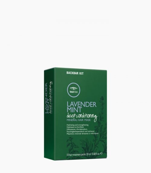 PAUL MITCHELL Lavender Mint Deep Conditioning Mineral Hair Mask 10 pack da 20 ml