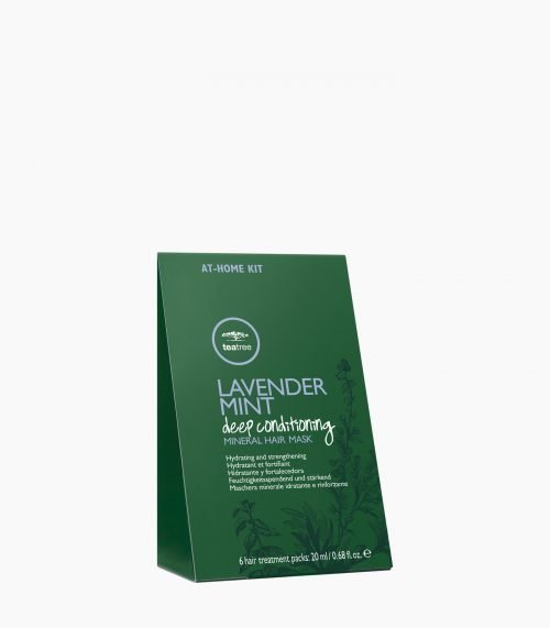 PAUL MITCHELL Lavender Mint Deep Conditioning Mineral Hair Mask 6 PACK DA 20 ML