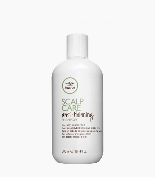 PAUL MITCHELL Tea Tree Scalp Care Anti - Thinning Shampoo 300 ml