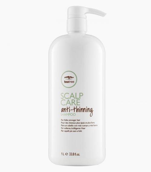 PAUL MITCHELL Tea Tree Scalp Care Anti - Thinning Shampoo 1000 ml