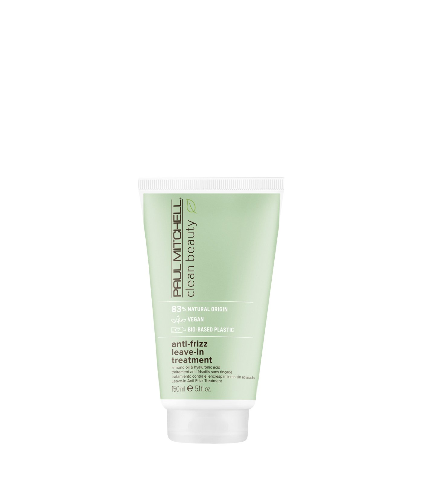PAUL MITCHELL CLEAN BEAUTY Hydrate Anti-Frizz Leave-In Treatment 150 ml