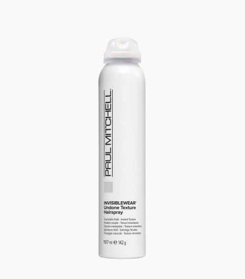 PAUL MITCHELL INVISIBLEWEAR Undone Texture Hair Spray 239 ml