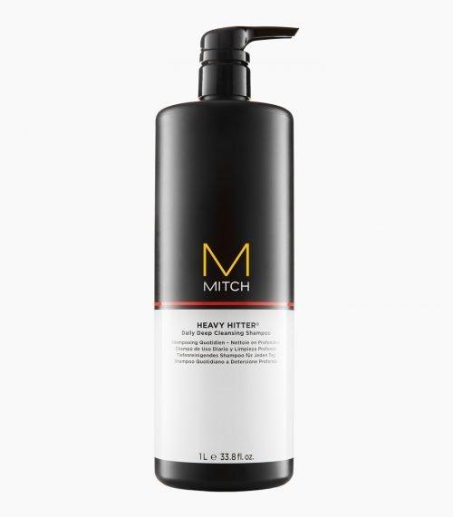 PAUL MITCHELL CLEAN BEAUTY MITCH Heavy Hitter Shampoo 1000 ml