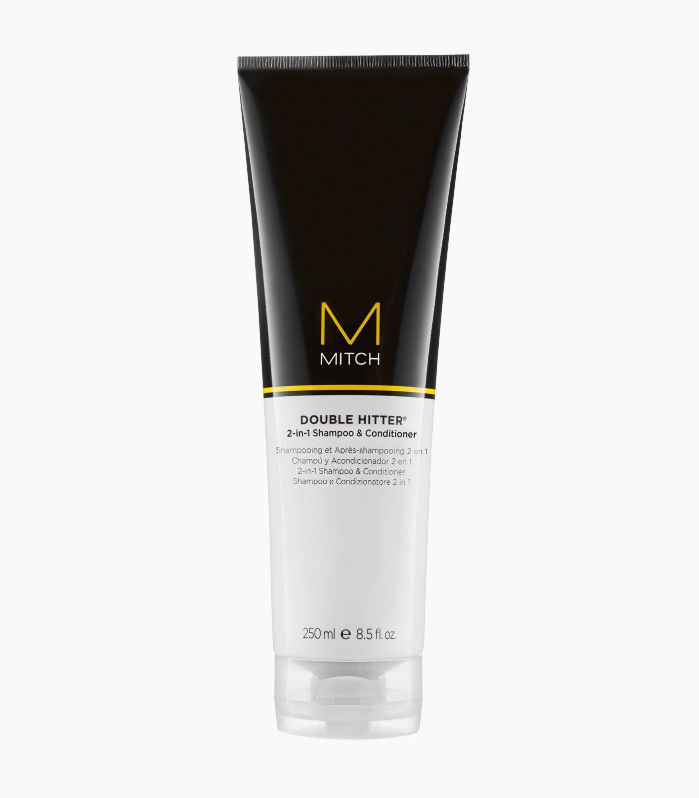 PAUL MITCHELL CLEAN BEAUTY MITCH Double Hitter Shampoo 250 ml