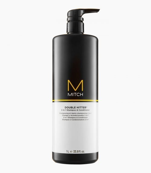 PAUL MITCHELL CLEAN BEAUTY MITCH Double Hitter Shampoo 1000 ml